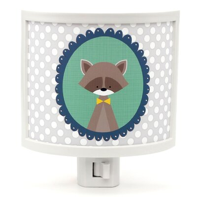 Harper Raccoon Night Light