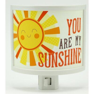 You are My Sunshine Night Light