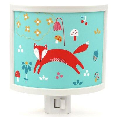 Woodland Fox Night Light
