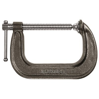 "Adjustable Clamp Company Style No. 1400 C-Clamps - 14600 6"" adjustable c-clamp at Sears.com"