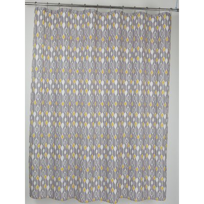 Graystone Fabric Shower Curtain