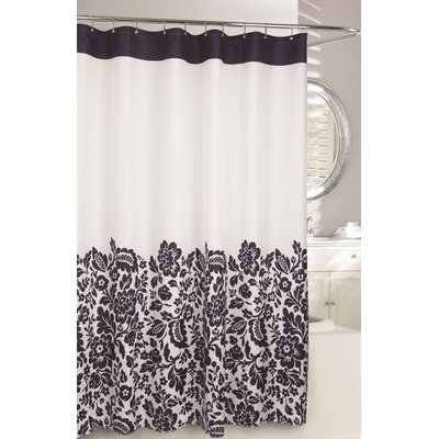 Bella Fabric Shower Curtain