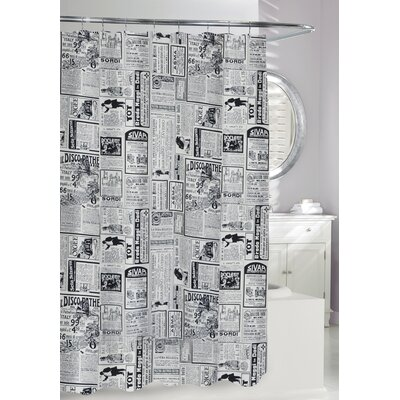 Zaverio Cotton Shower Curtain