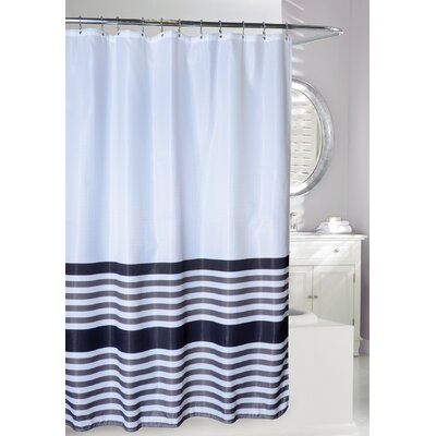 Bridge Stripe Shower Curtain