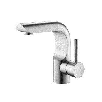 Single Handle Faucet Finish: Brushed Nickel
