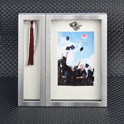 2 Piece Graduation Shadow Box Picture Frame Set