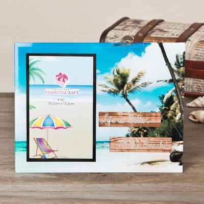 Life Is Better At The Beach Picture Frame HLDS6917 42282293
