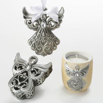 Erazo Angel Gift 3 Piece Sculpture Set ARGD3502 43190769
