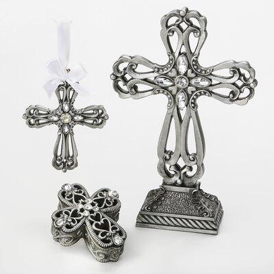 Limburg Cross Gift 3 Piece Sculpture Set ARGD3504 43190771