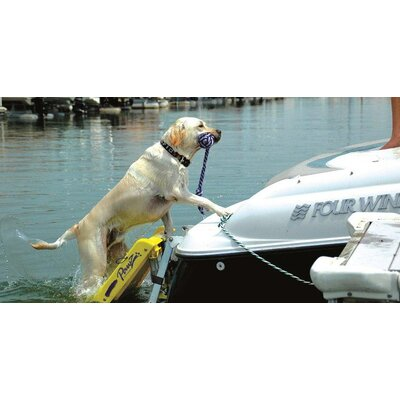 Doggy Boat Ladder 16 Step Pet Stair