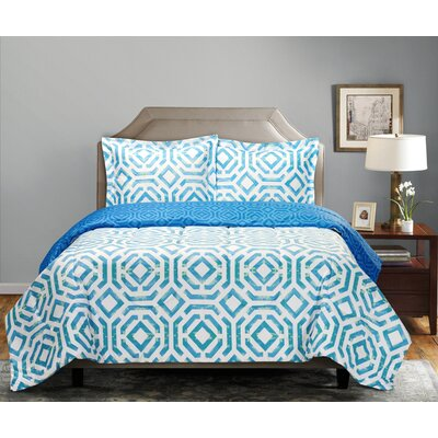 Apokas Comforter Set Size: Full/Queen