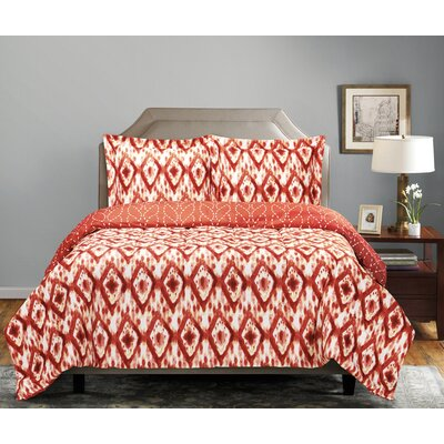 Dakota Comforter Set Size: Full/Queen
