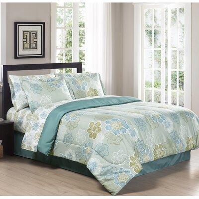 Elsa Comforter Set Size: Full/Queen