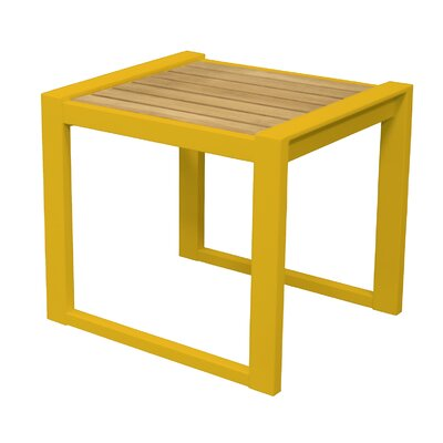 California Room End Table Finish: Yellow
