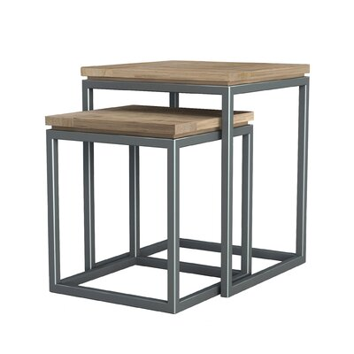 Simplicity 2 Piece Nesting Tables