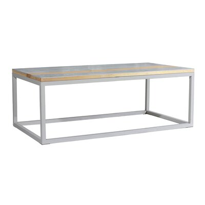 Studio Coffee Table Finish: Gray