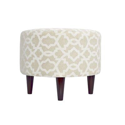 Devaney Ottoman Upholstery: Tan