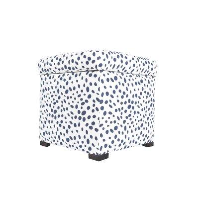 Togo Storage Ottoman Upholstery: Navy Blue