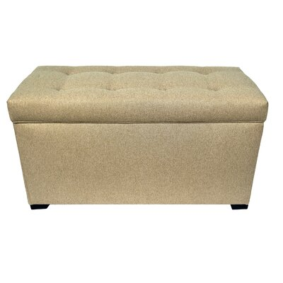 Allure Upholstered Storage Bedroom Bench