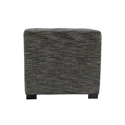 Lucky Cube Ottoman Upholstery: Phantom