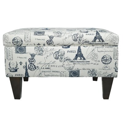 Brooklyn Storage Ottoman