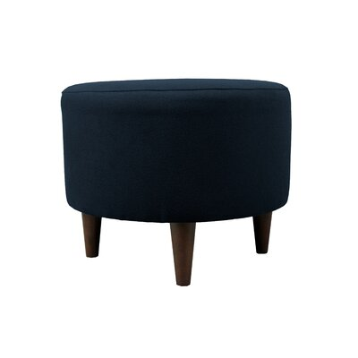 Dawson 7 Sophia Round Standard Ottoman Upholstery: Eclipse
