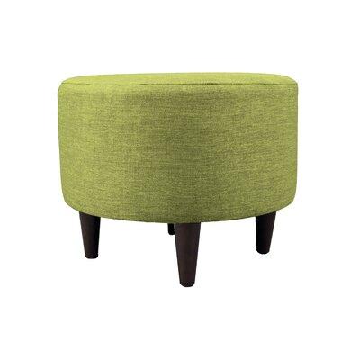 Key Largo Sophia Round Standard Ottoman Upholstery: Grass