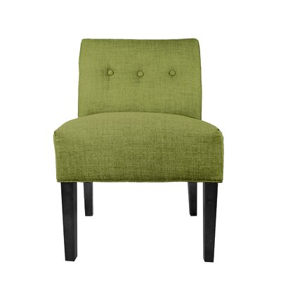 Key Largo Slipper chair Upholstery: Grass