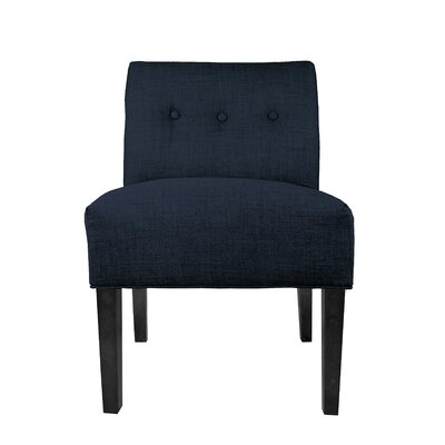 Dawson 7 Slipper chair Color: Eclipse