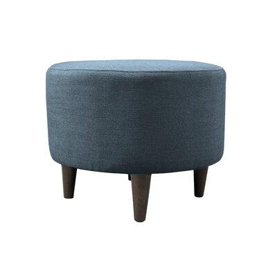 Allure Sophia Ottoman Upholstery: Denim