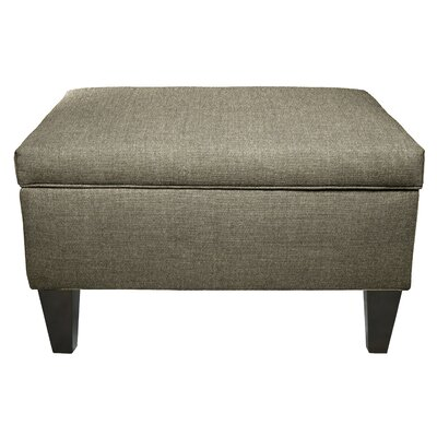 Dawson Storage Ottoman Color: Brindle