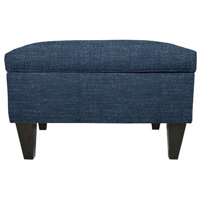 Key Largo Storage Ottoman Color: Denim