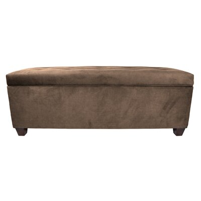 Obsession Upholstered Storage Bedroom Bench