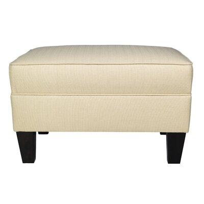 Madison Ottoman Upholstery: Beige