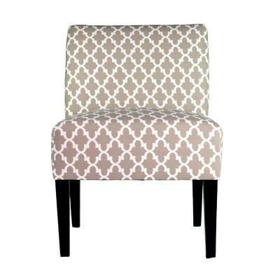 Samantha Parsons Chair Upholstery color: Ecru
