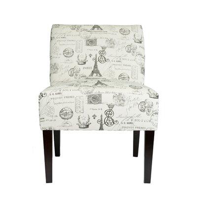 Samantha Slipper Chair