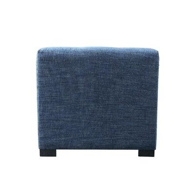 Key Largo Ottoman Upholstery: Denim