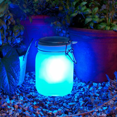 Sun Jar Light Color: Blue