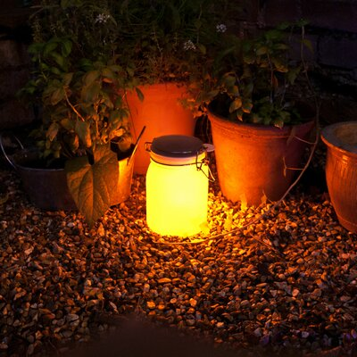 Sun Jar Light Color: Yellow