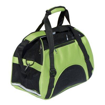 Pet Carrier Color: Green