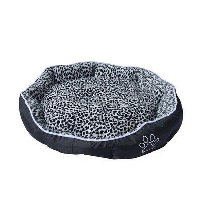 Soft Plush Pet Bolster Size: Medium