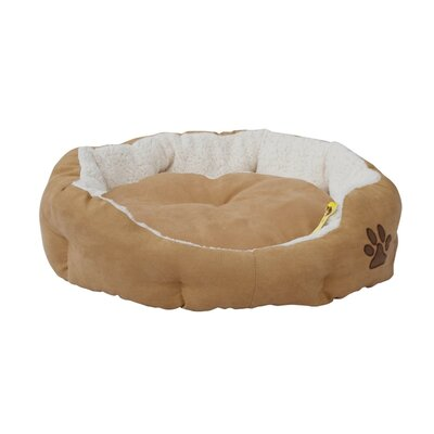 Soft Plush Pet Cushion Bolster