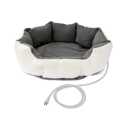 Melbourne Warm Soft Heated Bolster Size: Medium (26 W x 26 D)