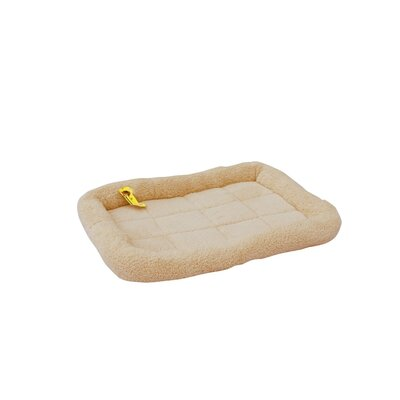 Melba Plush Comfy Mat/Pad Size: Medium
