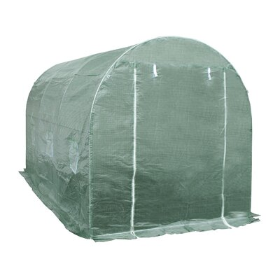 12 Ft. W x 7 Ft. D Greenhouse GHT12X7X7