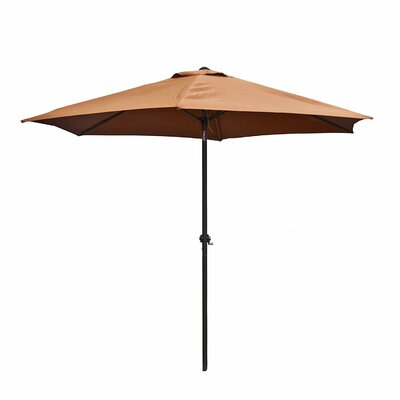 9 Market Umbrella Color: Tan