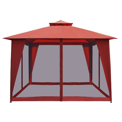 10 Ft. W x 10 Ft. D Canopy GAZM10X10OR