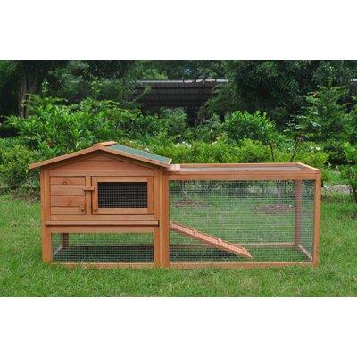 Melva Wooden Poultry Hutch