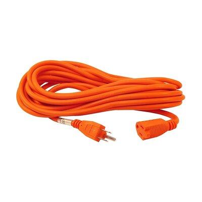 ETL Heavy Duty Indoor/Outdoor Extension Cord SJTW Plug Size: 25 L