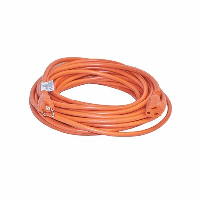 ETL Duty SJTW Extension Cord Size: 50 L
